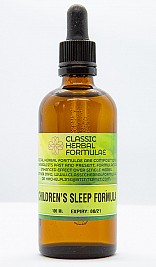 CHILDREN'S SLEEP FORMULA<br>(FLUID EXTRACT [drops])