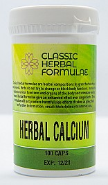 HERBAL CALCIUM<br>(CAPSULES)