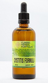 CYSTITIS FORMULA<br>(FLUID EXTRACT [drops])