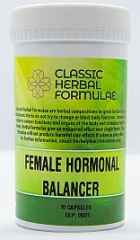 FEMALE HORMONAL BALANCER ONE MONTH COURSE (CAPSULES ONLY])