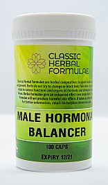 MALE HORMONAL BALANCER<br>(FLUID EXTRACT [drops])