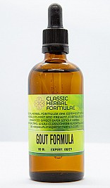 GOUT (PAINFUL URIC ACID CRYSTALS) FORMULA<br>(FLUID EXTRACT [drops])